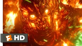 Spider-Man: Far From Home (2019) - Spider-Man & Mysterio vs. Molten Man Scene (3/10) | Movieclips