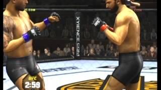 Arlovski in EA UFC - UFC UNDISPUTED 3 (UPDATE) - UFC UNDISPUTED 09 ONLINE GAMEPLAY
