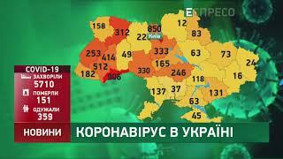 Коронавірус в Україні: статистика за 20 квітня