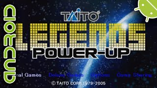 Taito Legends Power-Up | NVIDIA SHIELD Android TV | PPSSPP Emulator [1080p] | Sony PSP