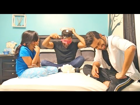 Cotton Ball CHALLENGE! - DhoomBros (ShehryVlogs # 61)