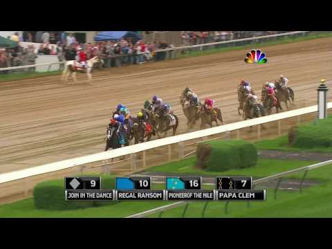 "2009 Kentucky Derby ""Mine That Bird"" in HD w/perfect sound."