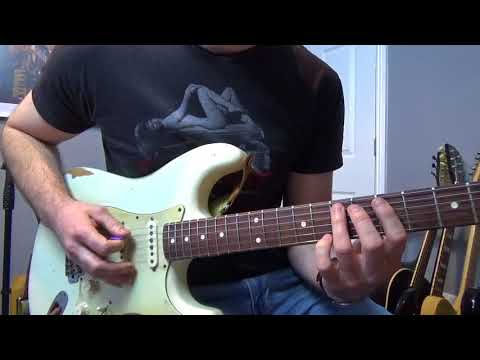 Chris Stapleton I Was Wrong Guitar Lesson Bite Sized Blues