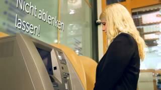 So schützen Sie sich vor Betrug am Geldautomaten