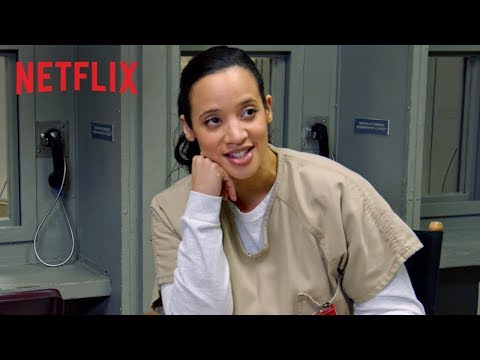 'Orange Is The New Black' Trailer