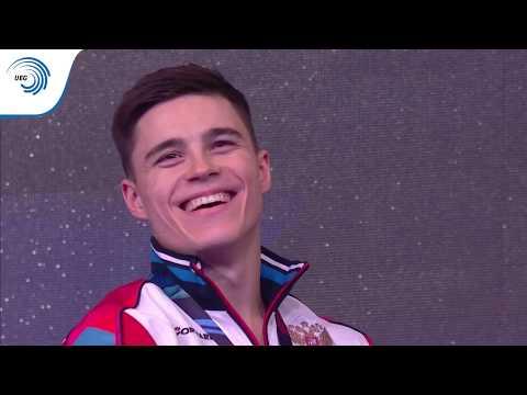 Nikita NAGORNYY (RUS) - 2019 Artistic Gymnastics European Champion, All Around