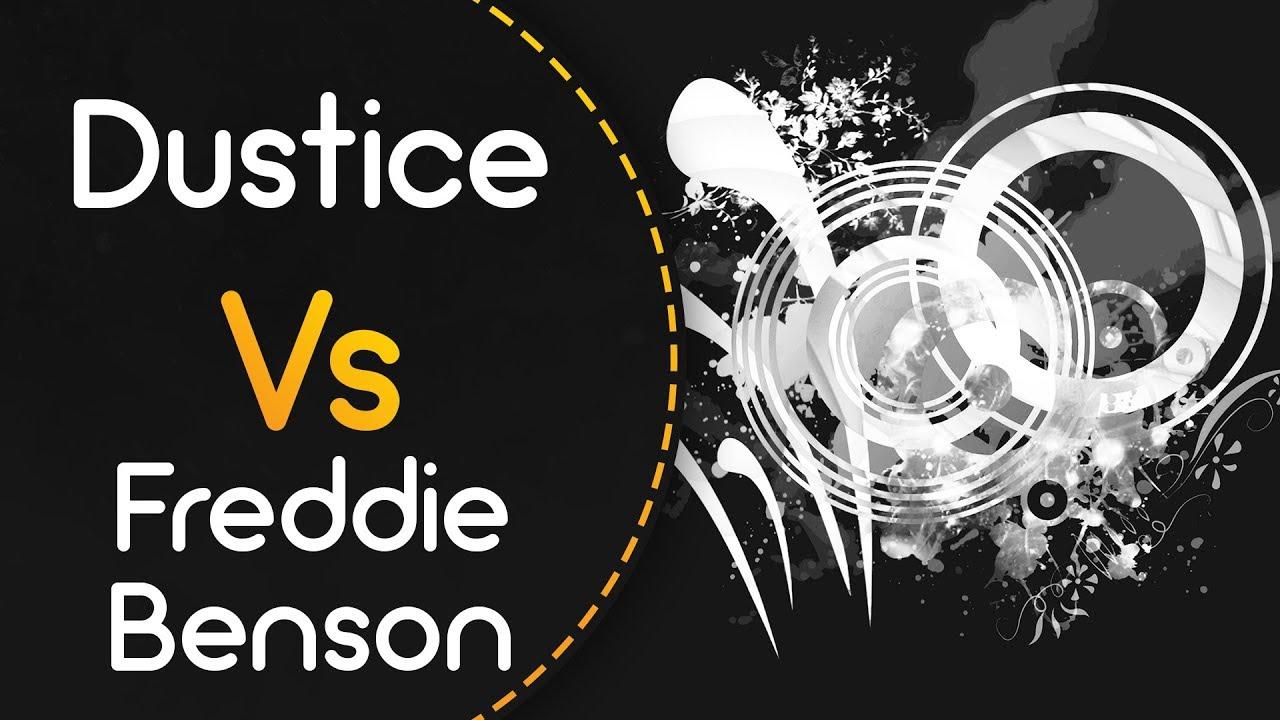 Repeat Dustice vs Freddie Benson! // DragonForce
