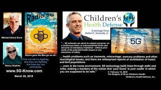 """Radio 5G"" 3/20/19: 5G warnings by Children's Health Defense"