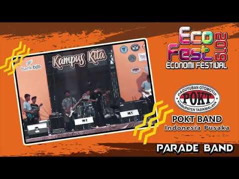 RANDOM ROCK STEADY - INDONESIA PUSAKA COVER ( ECO FEST 2019 )