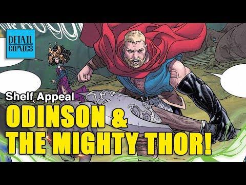 Batman's Water War! Mighty Thor #700, Batman #33 & Sherlock Frankenstein || Shelf Appeal (10/18/17)