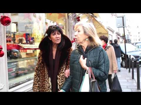 Parisian Chic for over 40, Middle Aged Glamour- Winter Edition, Part I.