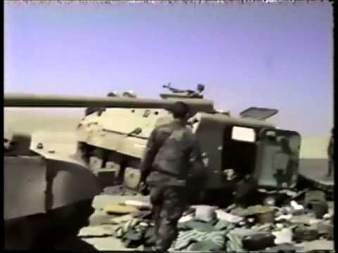 Delta Company 54th Engineer Battalion Desert Storm Footage Mar 1991 Wildflecken germany Home Movie
