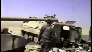 Delta Company 54th Engineer Battalion Desert Storm Footage Mar 1991 Wildflecken germany Home Movie