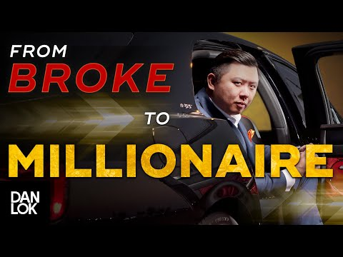 How I Went From Broke To Multi-Millionaire - The 6 Levels Of Wealth
