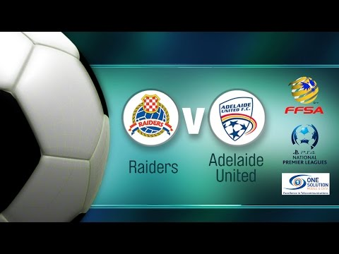 Raiders versus Adelaide United
