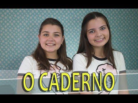 O Caderno -  Toquinho - COVER - Larissa e Isabela