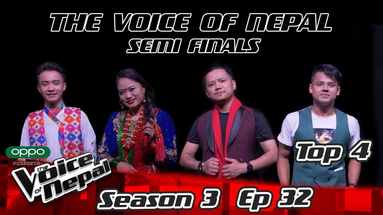 The Voice of Nepal Season 3  2021  Episode 32 Semi Finals