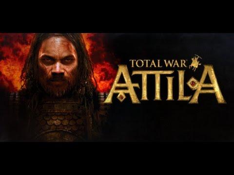 Total War - ATTILA : Présentation et impressions
