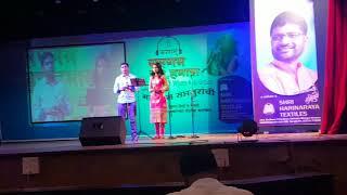 Aake teri baho me har sham lage Sinduri (Vansh)..... Live karaoke by Dr.Rahul Nakil & Mayuri Jadhav
