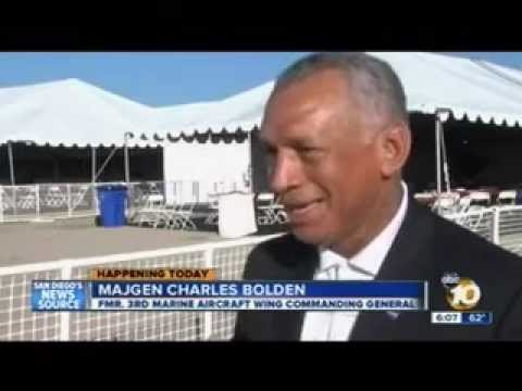 ABC 10 Air Show feature: interview with Charles Bolden