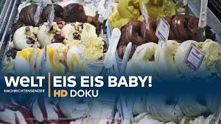 EIS von Profis - Die Geheimnisse der Eismacher | HD Doku
