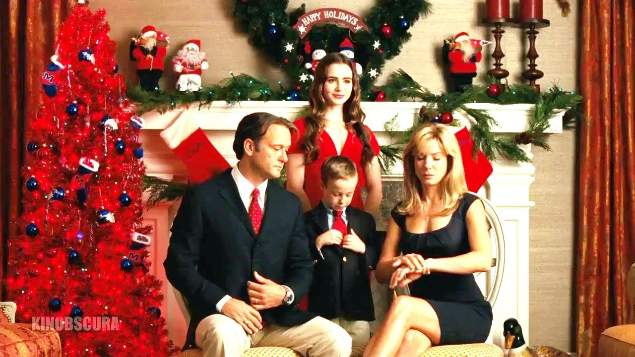 Download The Blind Side (2009) - Merry Christmas from the Tuohys