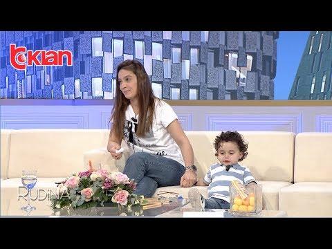 Rudina - Delina Disha rrefen per aktrimin, familjen, dhe na prezanton djalin! (10 qershor 2019)
