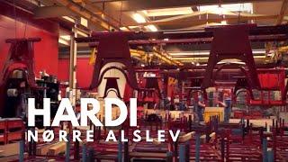 Hardi - produkcja opryskiwaczy w Nørre Alslev Dania