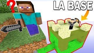 C'EST IMPOSSIBLE DE VOIR CETTE BASE ULTRA SÉCURISÉE ! | Minecraft Bed Wars