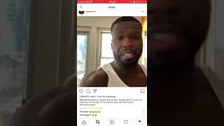 50 CENT (@50cent) complete IG feed (24.07- 31.07)