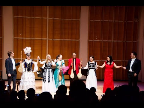 Sounds of Kyrgyzstan in Washington D.C.