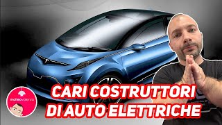 PROBLEMS OF THE ELECTRIC CARS !! [ ENG SUB ]