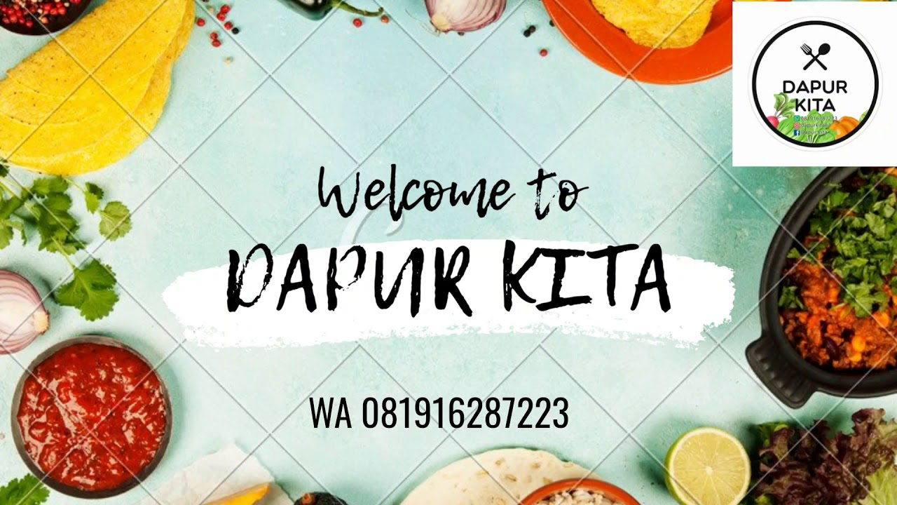 Dapur kita - YouTube