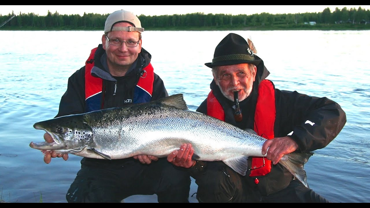 Fishing on the Gulf of Finland (on the dam): report 29