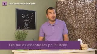 acne : quelles huiles essentielles ?