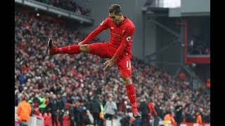 FIRMINO NICE GOAL AND CELEBRATION