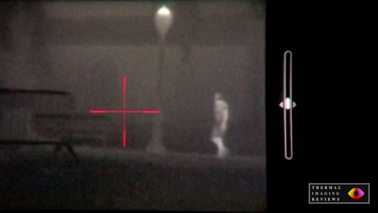 ATN ThOR LT Thermal Scope - Checking that a**