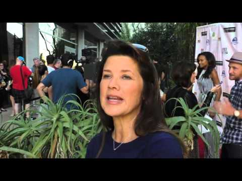 Daphne Zuniga talks about Spaceball 2 @DaphneZuniga