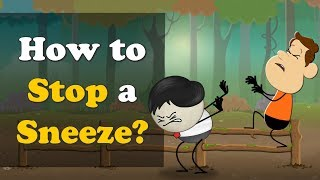 How to Stop a Sneeze? | #aumsum