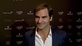 Is the Laver Cup a sign of things to come for Roger Federer?