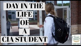 Pt 2 |  Day in the Life | Culinary Institute of America