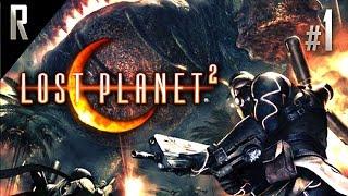видео Lost Planet 2: Прохождение