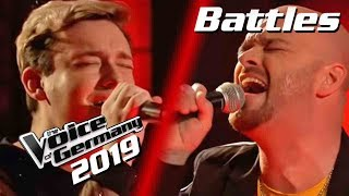 Sam Smith - Too Good At Goodbyes (Denis vs. Bastian) | The Voice of Germany 2019 | Battles