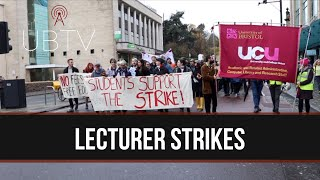 Lecturer Strikes 2019 – Inc. Hugh Brady Interview | Bristol University