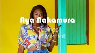 Aya Nakamura - Copines (Instrumental Karaoke lyrics)
