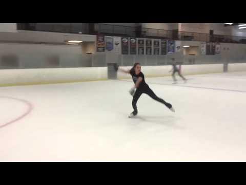 Fight Song (Rachel Platten) Figure Skating