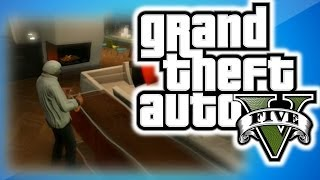 GTA 5 Online Multiplayer Funny Moments 7 - Drunken House Party, Drunk Wildcat, and Cartoons!