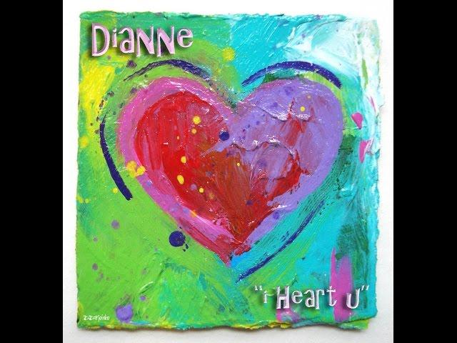 I Heart U - CD Promo & Announcement