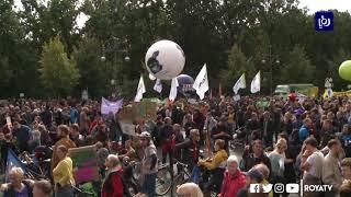 تظاهرات واسعة في نحو 160 دولة للمطالبة بالتحرك من أجل المناخ - (21-9-2019)