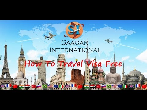 How to travel World Without Visa